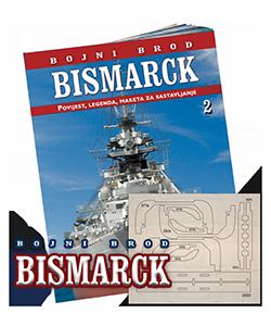 Bojni brod Bismarck